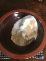 Add yeast