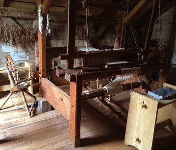 Upstairs Loom