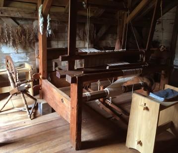 Upstairs Loom