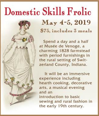 Domestic Skills Frolic